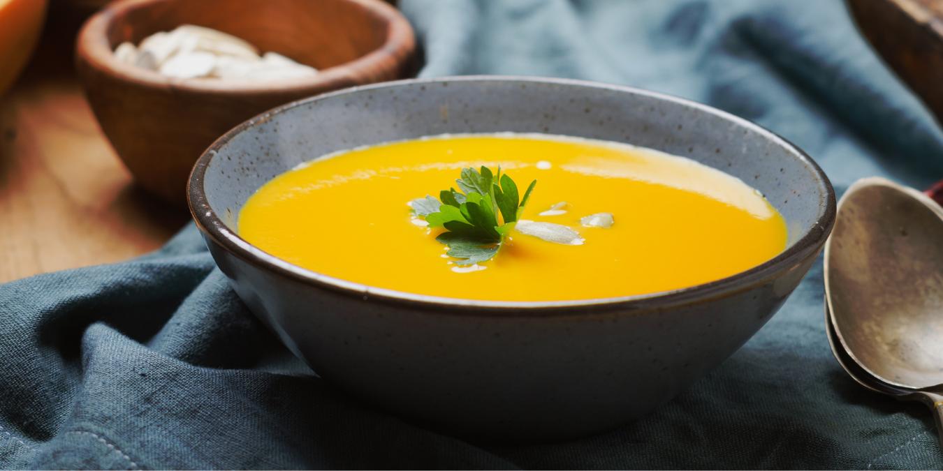 Seasonal Recipe: Spooky Spicy Pumpkin Soup